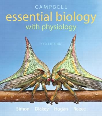 9781323244005: Campbell Essential Biology with Physiology 5th edition plus Student access code card