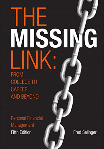 9781323244708: The Missing Link: from College to Career and Beyond (5th Edition)