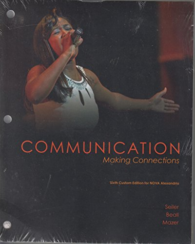 9781323248164: COMMUNICATION Making Connection