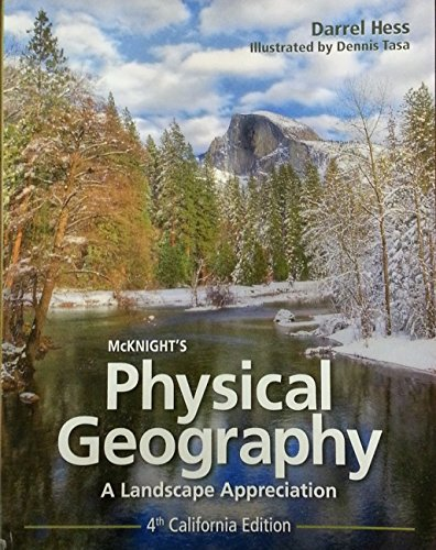 9781323272299: McKnight's Physical Geography - Fourth California Edition