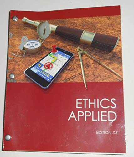9781323293164: Ethics Applied 7.5