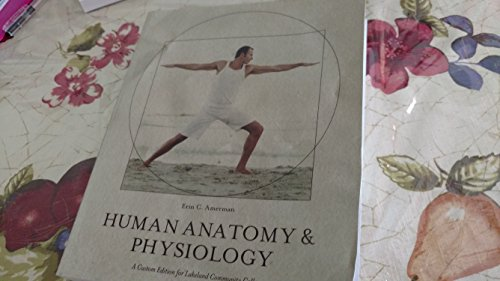 9781323450055: Human Anatomy and Physiology - AbeBooks - Erin C ...