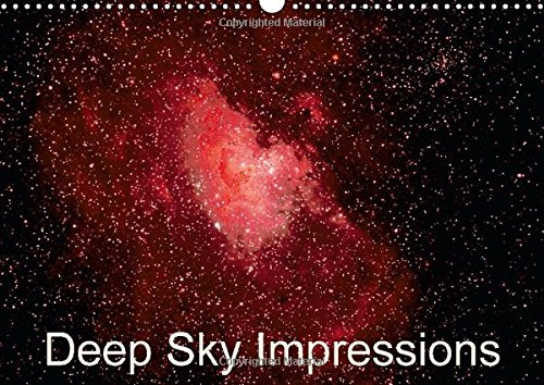 9781325013012: Deep Sky Impressions: Photos of Moon, Stars, Galaxies and Nebulas (Calvendo Science)