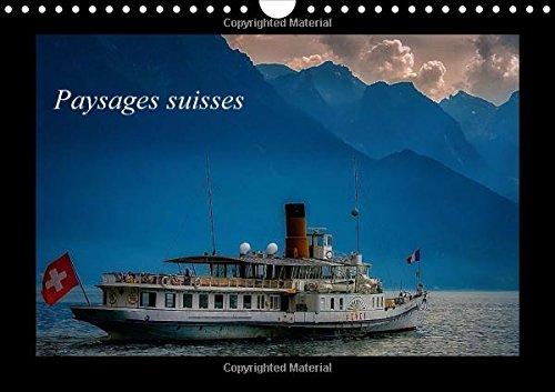 9781325032563: Paysages suisses 2015: Paysages de Suisse, entre le lac Leman et Bale (Calvendo Nature) (French Edition)