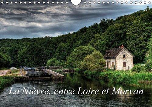 9781325037636: La Nievre Entre Loire et Morvan Calendrier Mural 2015 Din A4 Horizontal (Calvendo Places)
