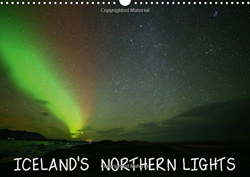 9781325039289: Iceland Northern Lights (Wall Calendar 2015 DIN A3 Landscape): The Northern Lights by the photographer, Mariusz Czajkowski (Monthly calendar, 14 pages) (Calvendo Nature)