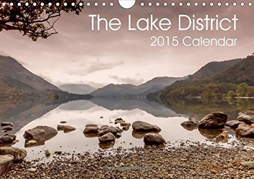 9781325040285: The Lake District 2015 Calendar (Wall Calendar 2015 DIN A4 Landscape): Beautiful landscape photography of the UK's Lake District National Park (Monthly calendar, 14 pages) (Calvendo Places)
