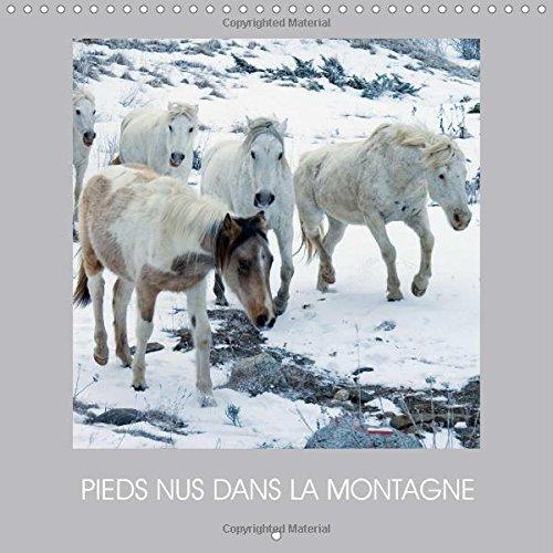 9781325041961: Pieds Nus Dans La Montagne: Des Chevaux En Liberte