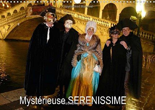 9781325044450: Mysterieuse Serenissime: Mysterieuse Serenissime, Les Masques Du Carnaval De Venise