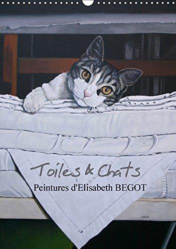 Toiles & Chats Peintures D'elisabeth Begot: Reproduction De Toiles Ayant Pour Theme Le ...