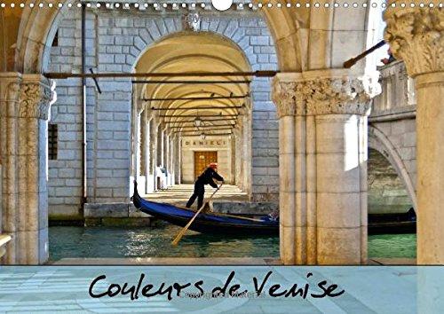 9781325052394: Couleurs De Venise: Promenade Coloree Au Fil Des Canaux.