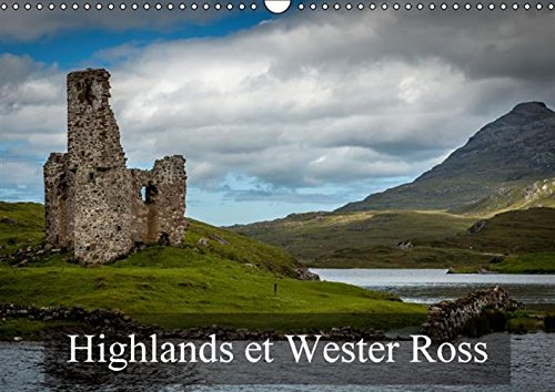 Highlands Et Wester Ross: Voyage Dans Les Highlands (Calvendo Places) (French Edition): Gaymard, ...