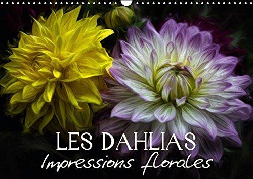 9781325054640: Les Dahlias Impressions Florales: Egayez Votre Quotidien ! (Calvendo Nature) (French Edition)