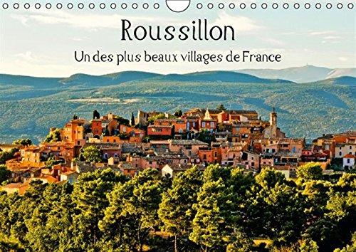 Roussillon un des Plus Beaux Villages de France: En Provence, au c/Ur du Luberon, Se Situe ...