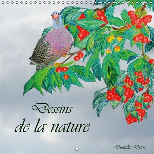 Dessins de La Nature: Dessins au Crayon de Couleur (Calvendo Art) (French Edition): Djeric, Dusanka