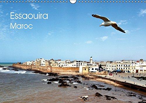 9781325056217: Essaouira Maroc : Calendrier mural A3 Horizontal 2016