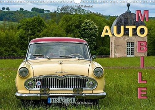 Auto Mobile: Rassemblement de Vehicules Anciens (Calvendo Technologie) (French Edition): Planche, ...
