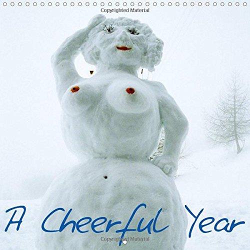 9781325059805: A Cheerful Year 2016: This calendar will make you smile (Calvendo Fun)