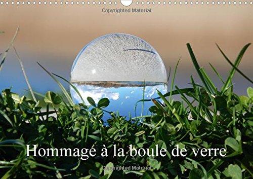Hommage a la Boule de Verre: Le Monde est Rond Comme une Boule de Verre (Calvendo Nature) (French ...