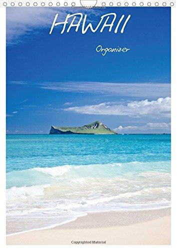 9781325062683: Hawaii - Organizer / UK-Version: Impressions of Hawaii (Calvendo Places)
