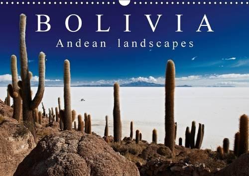9781325062805: Bolivia Andean Landscapes UK Version