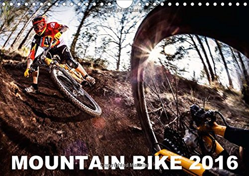 9781325064106: Mountain Bike 2016 by Stef. Cande / UK-Version 2016: Some of the best pure action mountain bike pictures ! (Calvendo Sports)