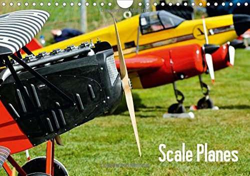 9781325067022: Scale Planes / UK-Version: Fascinating Remote Control Scale Airplanes, Shot in Flight.