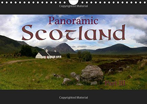 9781325069569: Panoramic Scotland Part III / UK-Version: Discover Part III with Another 12 Stunning Panoramic Photographs of Scotland