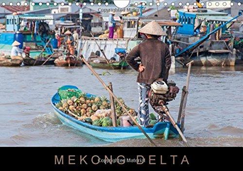 9781325069965: Mekong Delta / UK-Version: A Photographic Journey Through the Mekong Delta