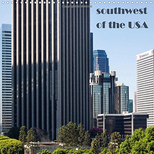 9781325071487: Southwest of the USA: Fantastic Landscape of the American Southwest