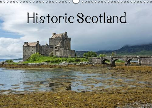 9781325071807: Historic Scotland: A Trip to the Scottish Past with Beautiful Photographs of Castles and Cathedrals.