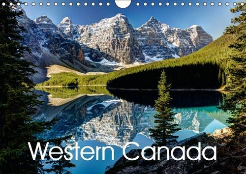 9781325074471: Western Canada: Fascinating Photos of the Awesome Landscapes in the Western Part of Canada (Calvendo Nature)