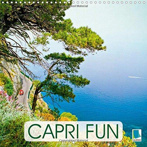9781325075508: Capri Fun: The Island of Capri: Summer, Sun, Sea (Calvendo Places)