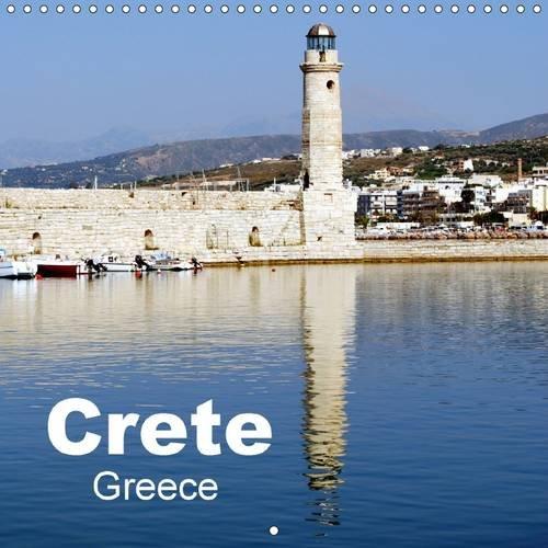 9781325075973: Crete - Greece: Dreams of Greece (Calvendo Places)