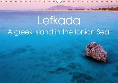 9781325076369: Lefkada (Wall Calendar 2016 DIN A3 Landscape): A greek island in the Ionian Sea. (Monthly calendar, 14 pages) (Calvendo Places)