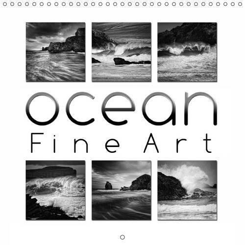 9781325076505: Ocean Fine Art 2016: Monochrome fine art images of coastal scenes in Scotland (Calvendo Places)