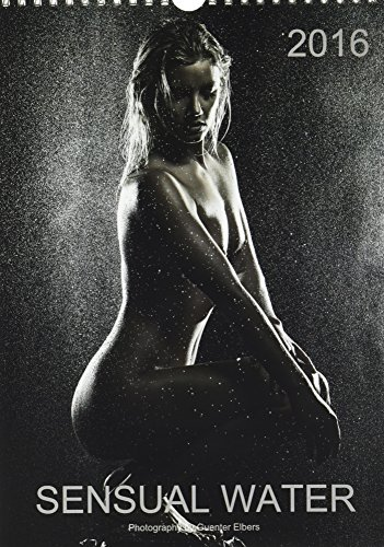 9781325076635: Sensual Water 2016: Aesthetic nude photography in black and white (Calvendo People)