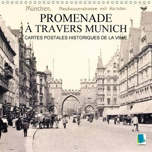 Promenade a Travers Munich - Cartes Postales Historiques de la Ville: Munich : Tradition et ...