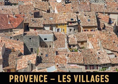 Provence - Les Villages: Un Voyage en Images en Traversant les Villages et les Villes Pittoresques ...