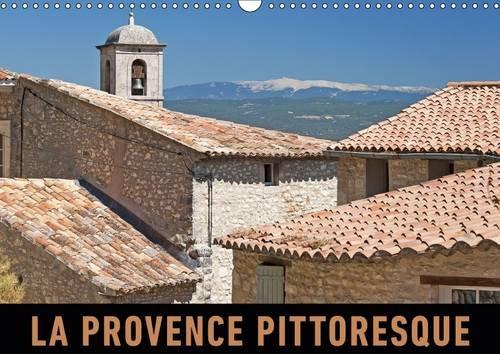 La Provence Pittoresque: Un Voyage en Photos en Traversant les Villages, les Villes et les Paysages...