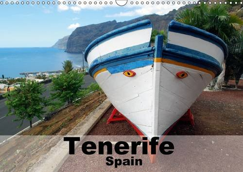 9781325078578: Tenerife - Spain: Canary Islands (Calvendo Places)