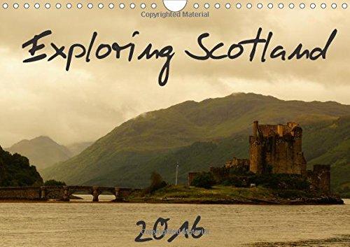 9781325078769: Exploring Scotland 2016: Inspiring Images of Scotland (Calvendo Places)