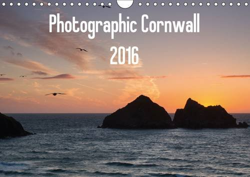 9781325079254: Photographic Cornwall 2016: A Stunning Collection of Images to Celebrate Cornwall's Varied Countryside and Coastline (Calvendo Nature)