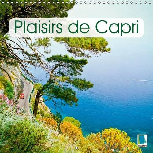 Plaisirs de Capri: L'Ile de Capri : Ete, Soleil, Mer (Calvendo Places) (French Edition): ...