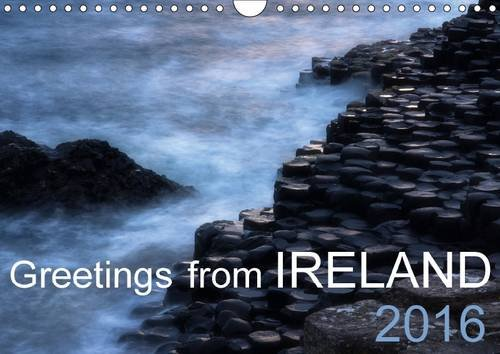 9781325081738: Greetings from Ireland 2016: Twelve Stunning Photographs of the 'Emerald Isle' to Accompany You Through the Year... (Calvendo Nature)