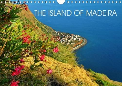 9781325082285: The Island of Madeira: 13 Fascinating Images of Madeira (Calvendo Nature)