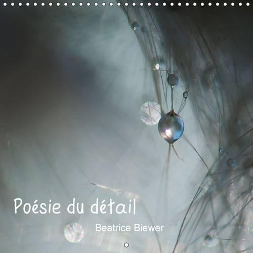 Poesie du Detail: Toute la Poesie de La Nature en Quelques Details (Calvendo Nature) (French ...