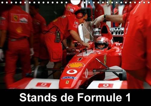 9781325083411: Stands de Formule 1: Les Stands sont au Coeur de la Course Automobile en Formule1 (Calvendo Sportif) (French Edition)