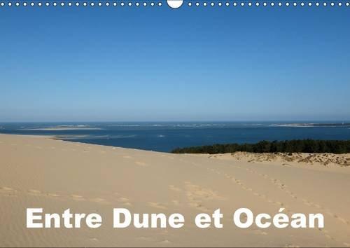 Entre Dune et Ocean: Entre la Majestueuse Dune du Pilat et L'ocean Atlantique (Calvendo Nature...