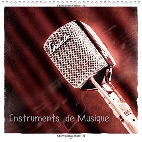 Instruments de Musique 2016: L'Amour de la Musique (Calvendo Art) (French Edition): Andrea ...